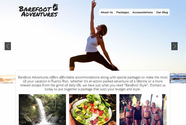 Barefoot Adventures – Yoga, Activities, Rentals in Rincon, PR