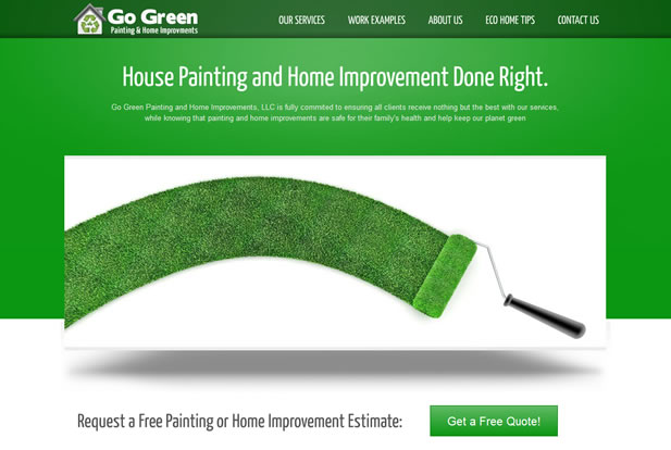 Go Green Painting & Home Improvements