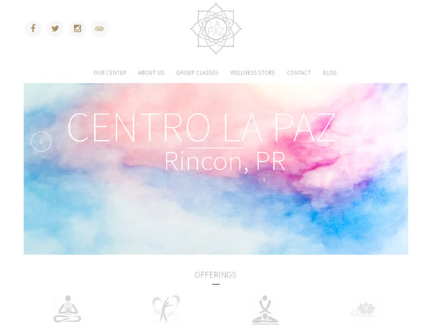 Centro La Paz – Yoga, Pilates, & Wellness Center in Rincon, PR