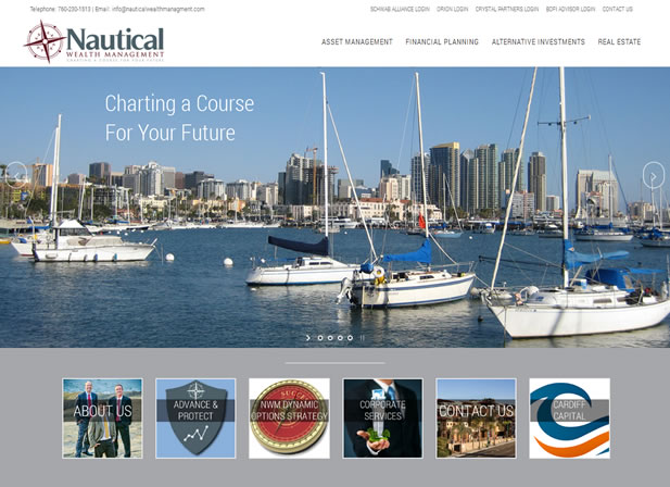Nautical Wealth Management – Wealth Management Firm in Encinitas, CA